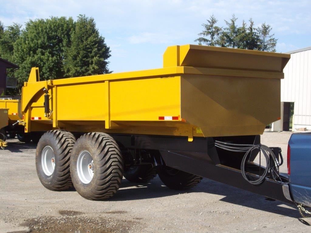8 Ton Farm Dump Trailer