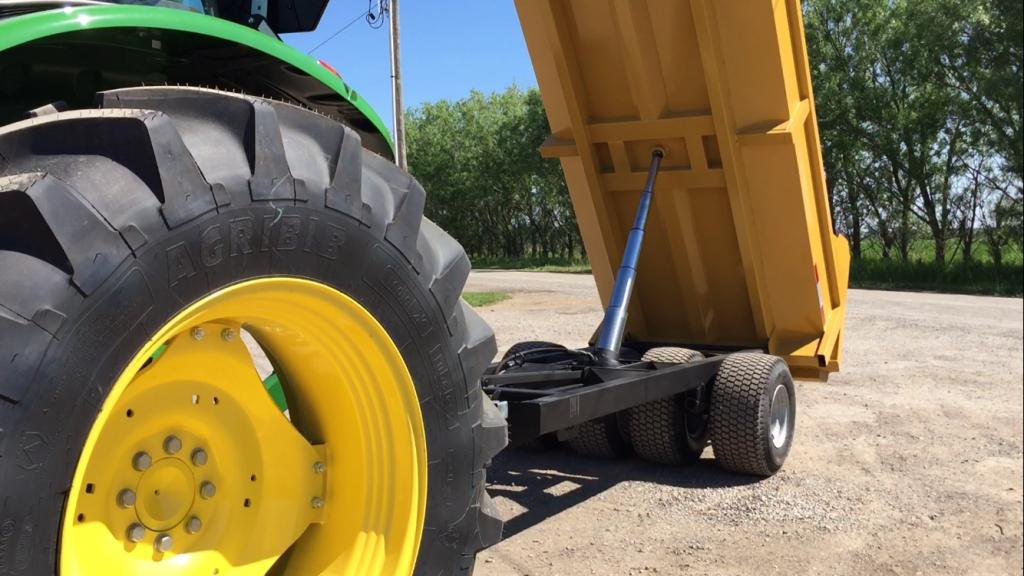 Turf Master 5T Farm Dump Trailer